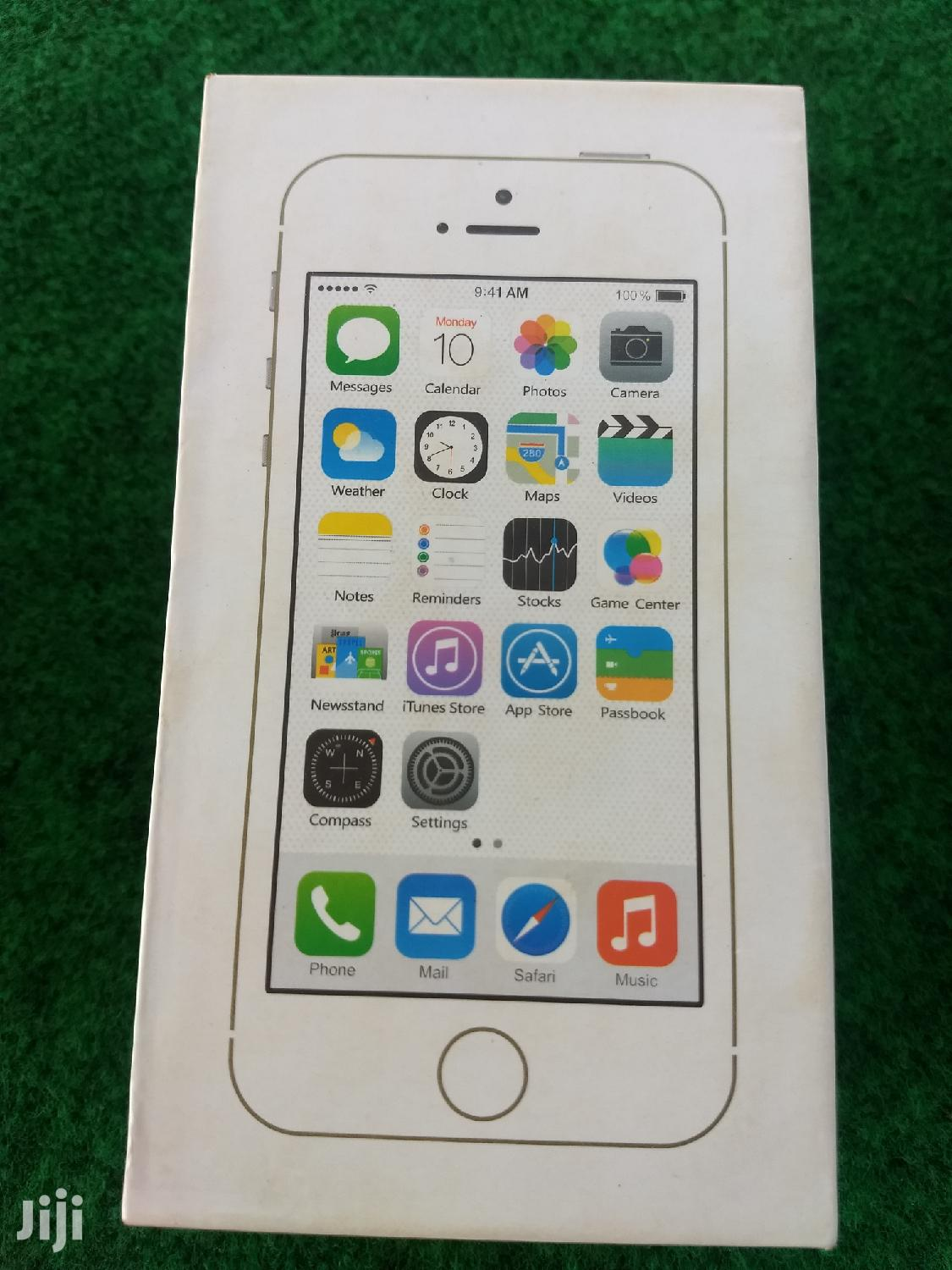 New Apple iPhone 5s 32 GB Gold
