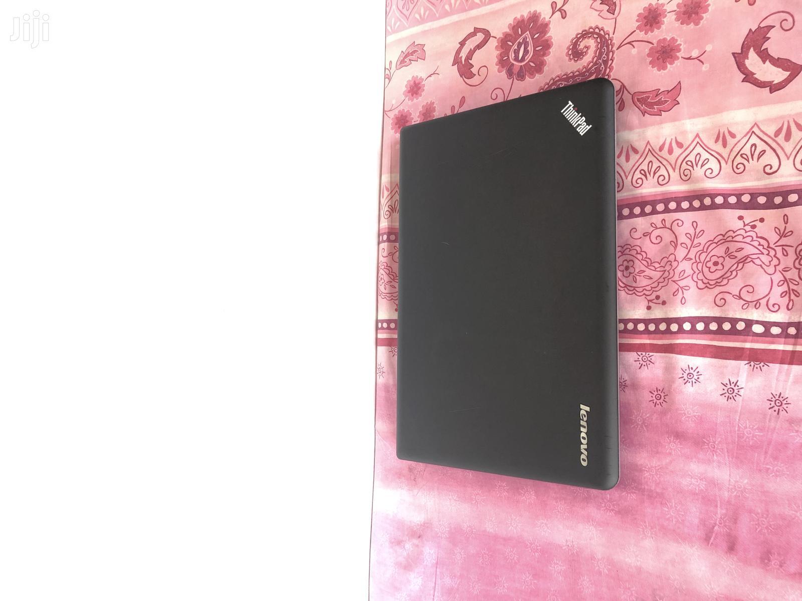 Archive: Laptop Lenovo ThinkPad Edge E540 8GB Intel Core i5 HDD 500GB