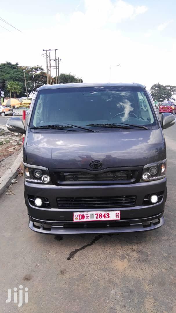 Toyota Hiace Customized | Buses & Microbuses for sale in Jomoro, Western Region, Ghana