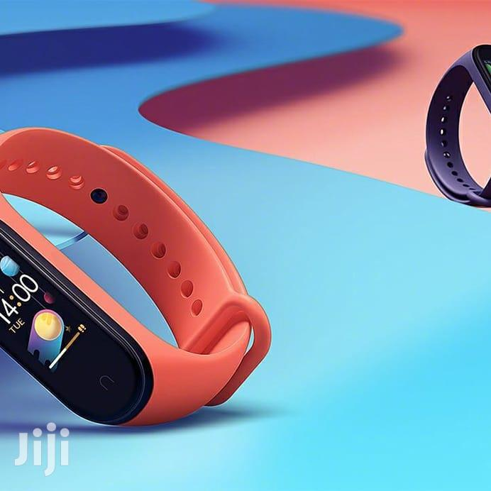 Xiaomi Mi Band 4 Waterproof Smart Fitness Tracker | Smart Watches & Trackers for sale in Tema Metropolitan, Greater Accra, Ghana