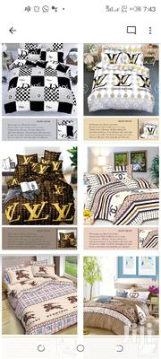 Beautiful Bedsheets With 3 Pillows   Home Accessories for sale in Greater Accra, Odorkor