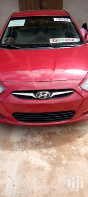 New Hyundai Accent 2013 Red | Cars for sale in Ashanti, Kumasi Metropolitan
