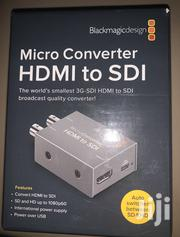 Blackmagic Mini Converter HDMI To SDI | Accessories & Supplies for Electronics for sale in Greater Accra, Roman Ridge