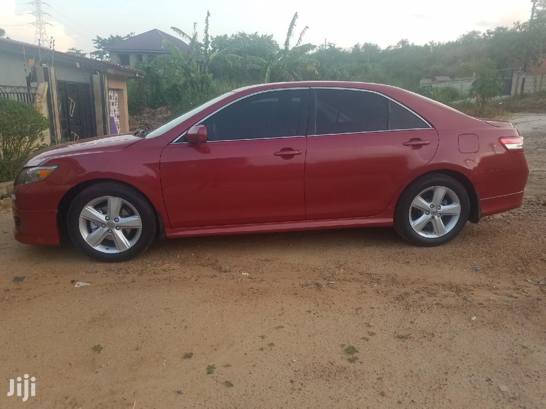 Toyota Camry 2011 Red | Cars for sale in Shama Ahanta East Metropolitan, Western Region, Ghana