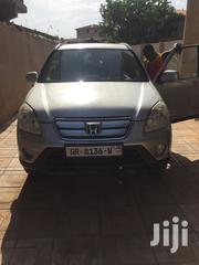 Honda CR-V 2003 EX 4WD Automatic Silver | Cars for sale in Greater Accra, Teshie-Nungua Estates