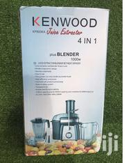 Kenwood Juice Extractor 4 In1   Kitchen Appliances for sale in Greater Accra, Achimota