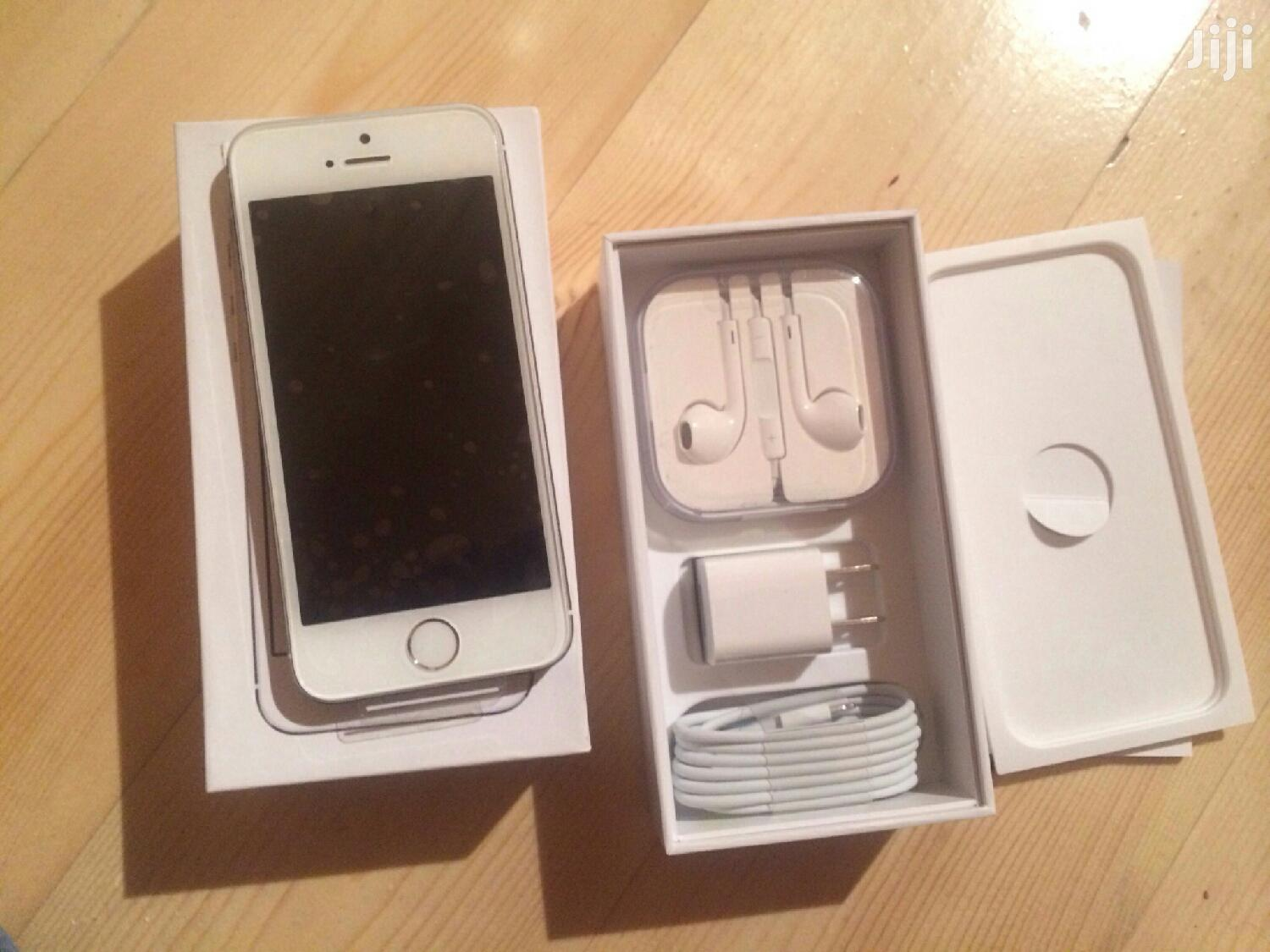 New Apple iPhone 5s 64 GB White | Mobile Phones for sale in East Legon, Greater Accra, Ghana