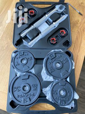 Dumbbell Set 20kg