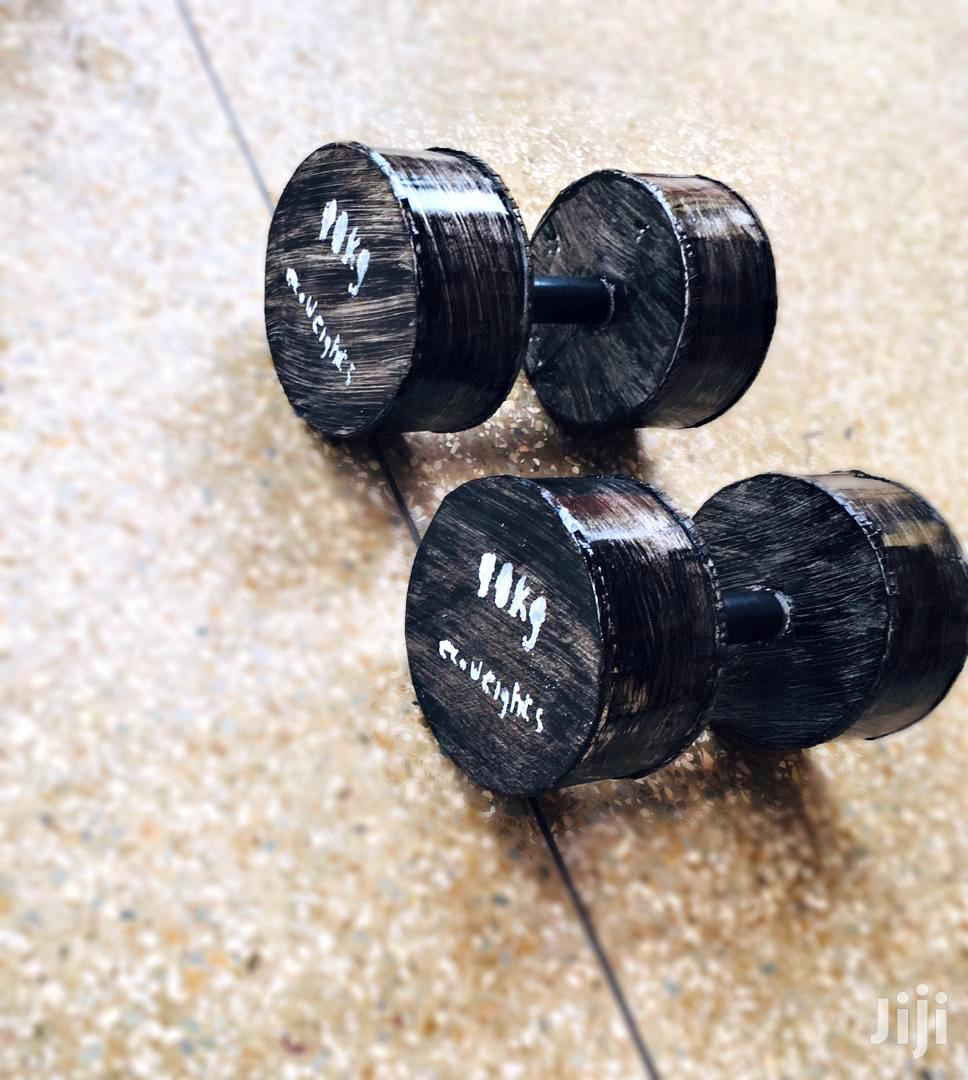 Eco Weights 10KG   Sports Equipment for sale in Ga East Municipal, Greater Accra, Ghana