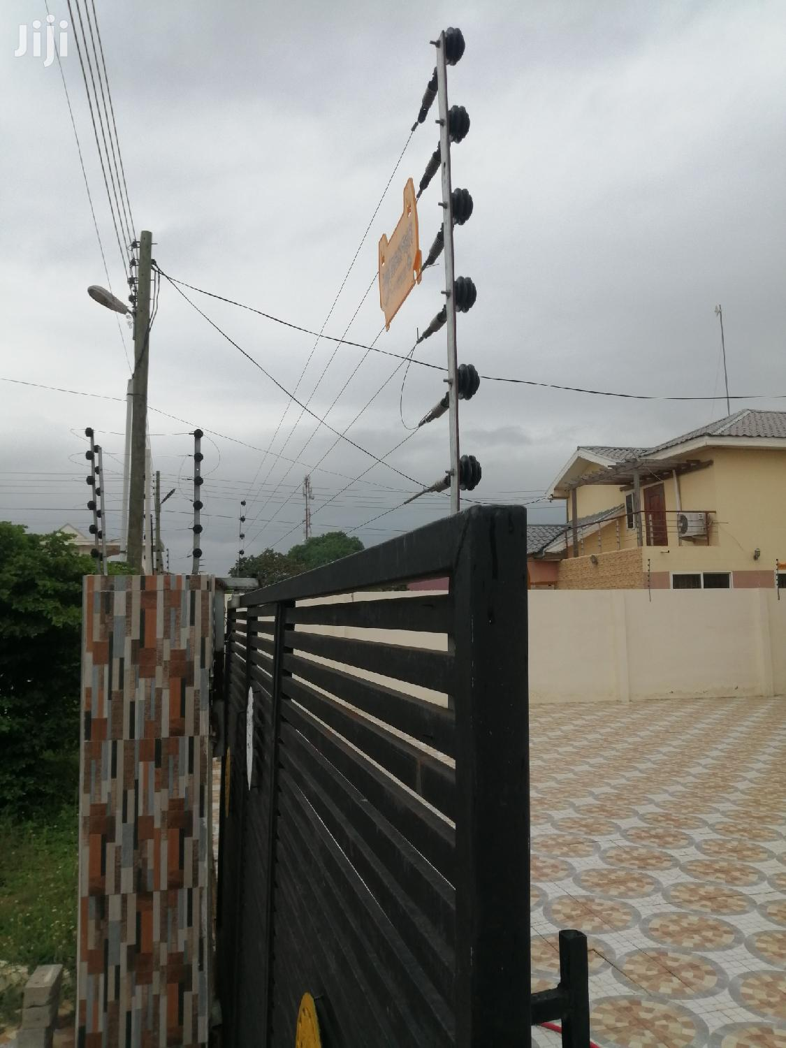 Electric Fence Installation, CCTV, Automated Gate And Garage Doors | Building & Trades Services for sale in Tema Metropolitan, Greater Accra, Ghana