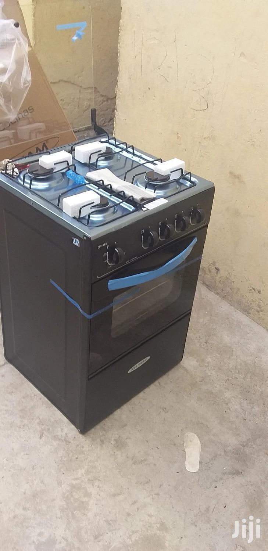 Original Icestream Gas Cooker Oven