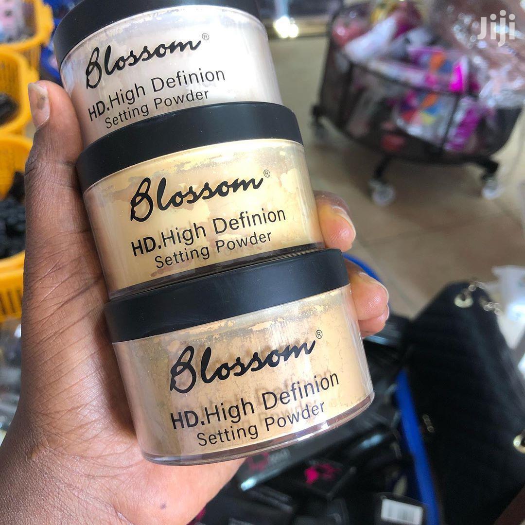 Archive: Blossom Setting Powder
