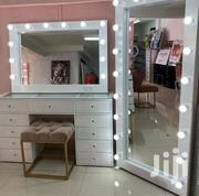 Wooden Wardrobe And Vanity Mirrors | Furniture for sale in Greater Accra, Cantonments