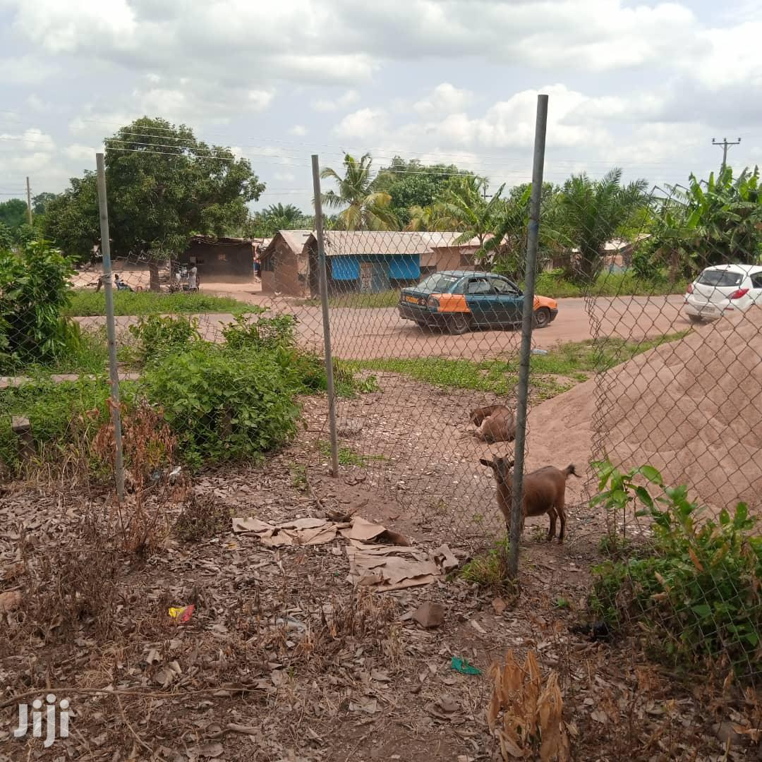 About One Acre Land Located At Akuse By The River Side For Fish Farm