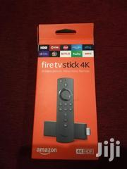 Fire TV Stick 4K Streaming Device With Alexa (Firestick)   TV & DVD Equipment for sale in Greater Accra, Madina