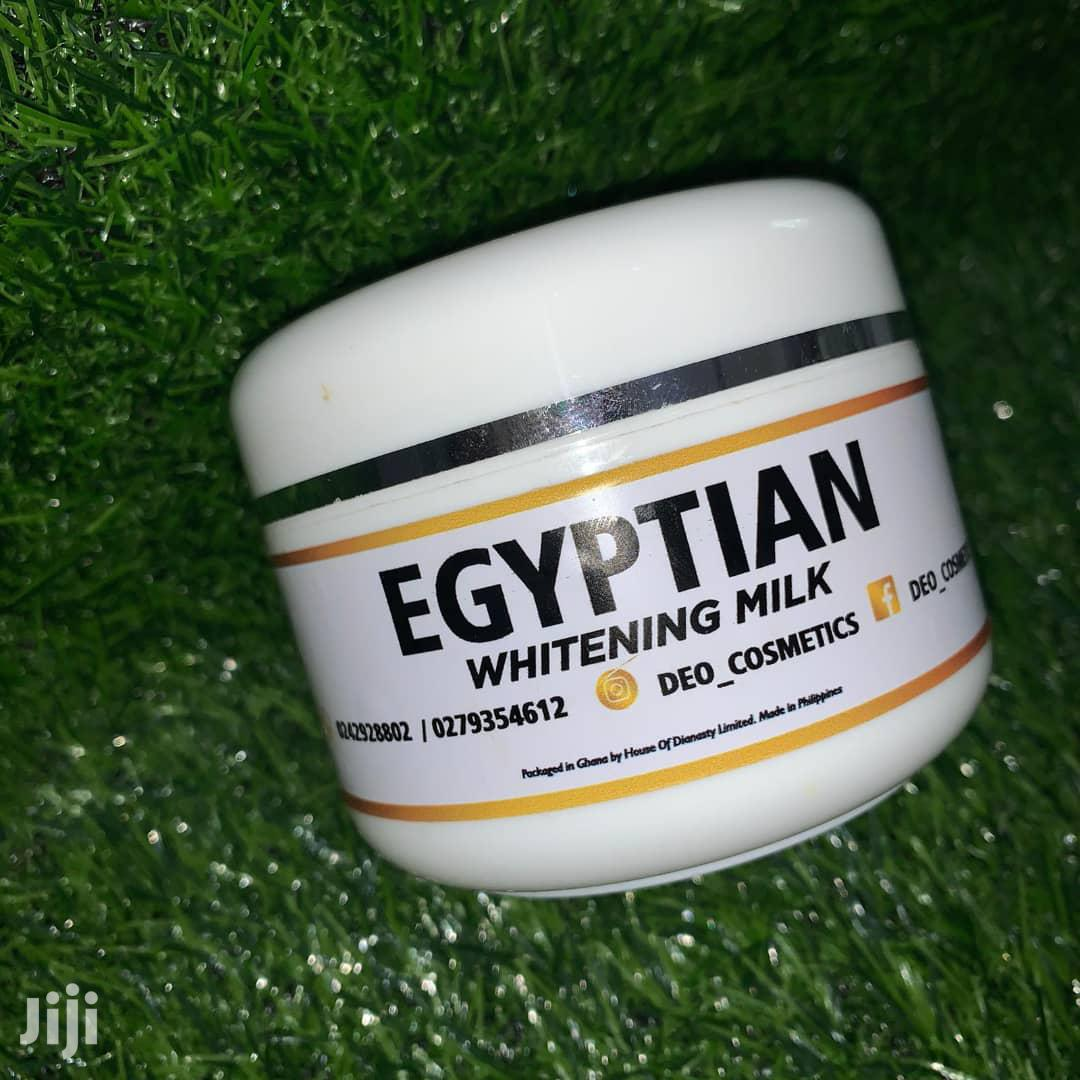 Archive: Egyptian Whitening Milk