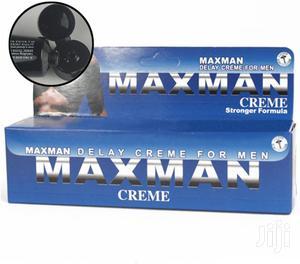 Maxman Penis Enlargement Cream