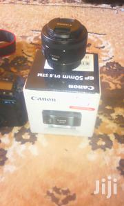 CANON 5dmark Ii Full Frame + Cf 32gb 50mm Prime Lens,Withaccessories | Photo & Video Cameras for sale in Ashanti, Adansi North