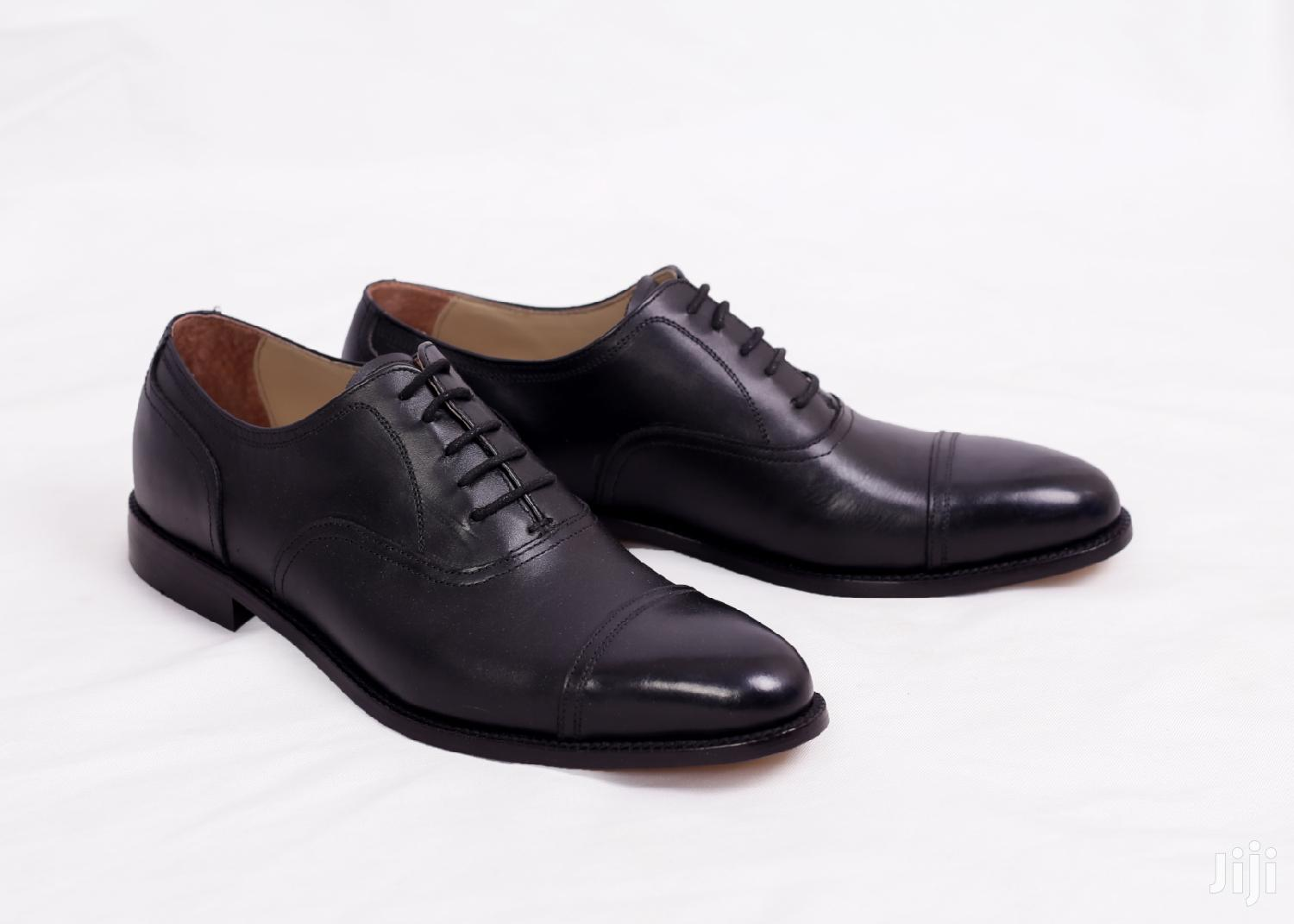 Oxford Captoe Mens Formal Shoes | Shoes for sale in Accra Metropolitan, Greater Accra, Ghana