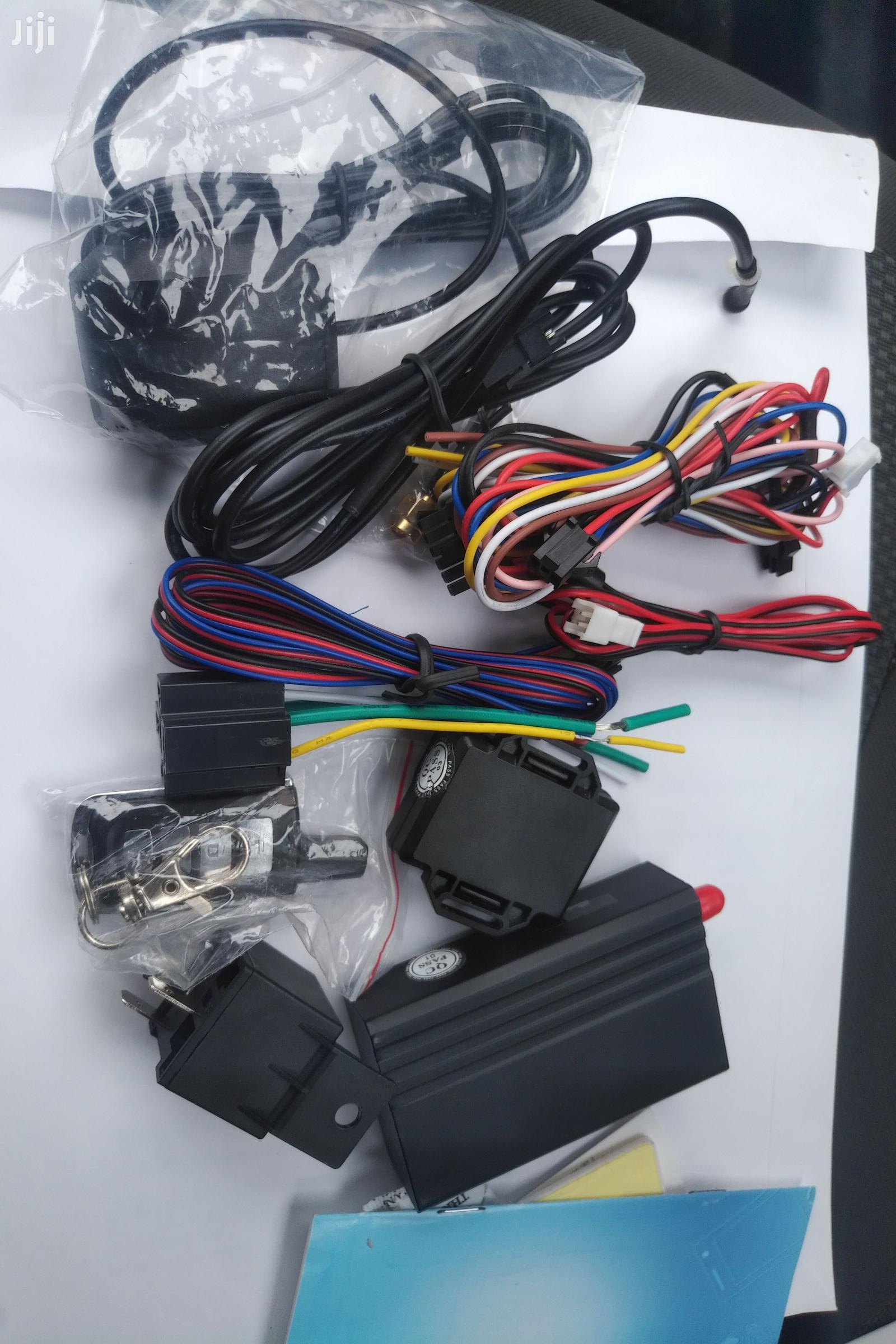 Car Alarm With GPS Tracking | Vehicle Parts & Accessories for sale in Accra Metropolitan, Greater Accra, Ghana