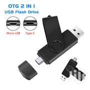 16gb 2 in 1 Pen Drive and OTG for PC/Phone/Tablet | Computer Accessories  for sale in Greater Accra, Adenta Municipal