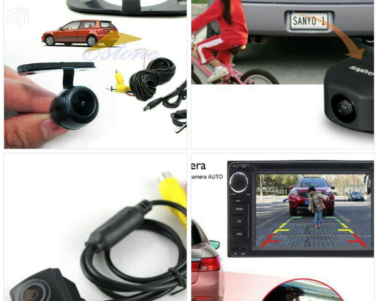 Universal HD Car Revers Camera