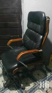 Black Swivel Chair | Furniture for sale in Ashanti, Kumasi Metropolitan