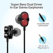 Promate Onyx Bass Boost Dual Driver In-ear Earphones | Headphones for sale in Greater Accra, Accra Metropolitan