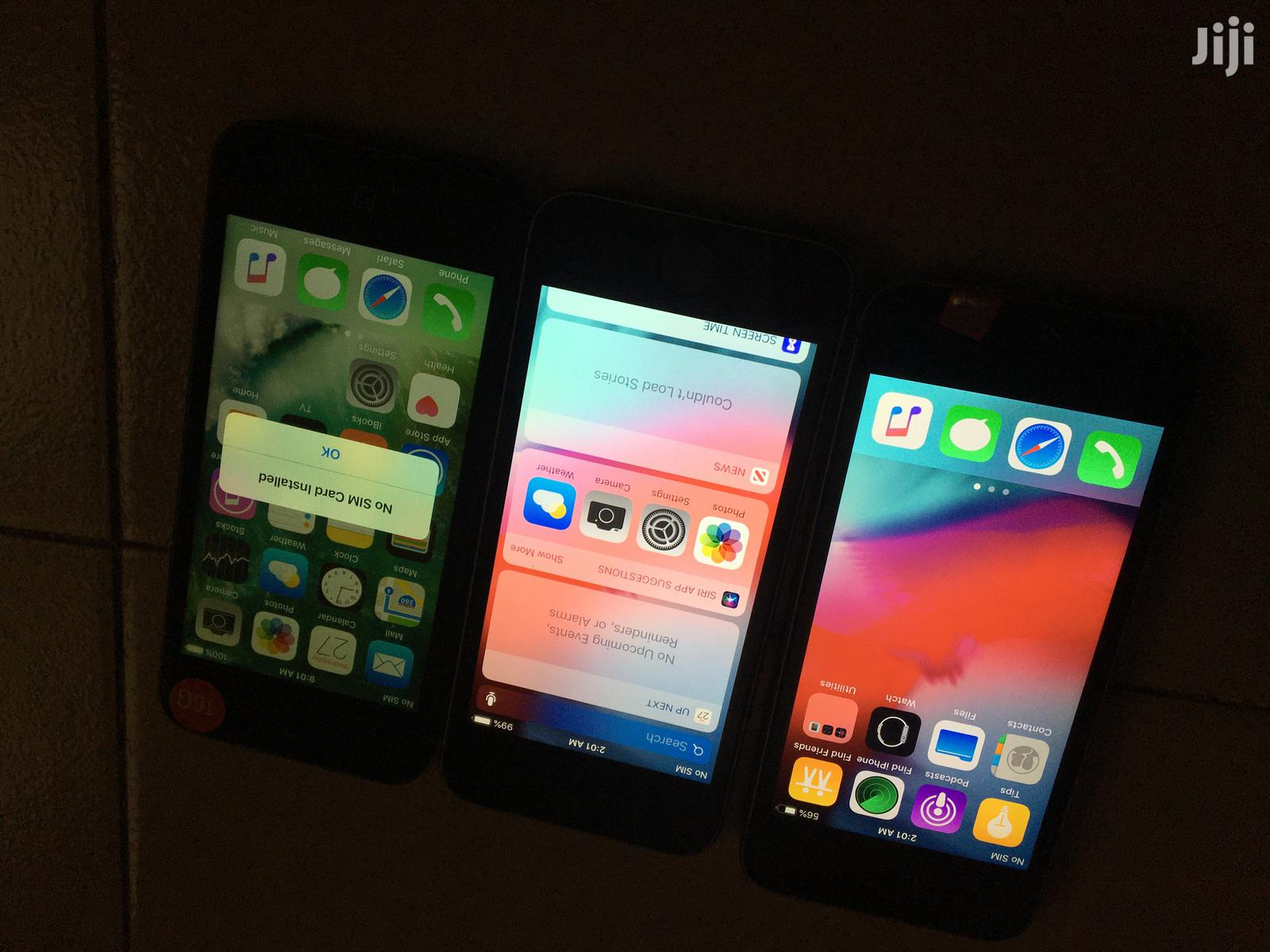New Apple iPhone 5s 16 GB Black | Mobile Phones for sale in Adenta Municipal, Greater Accra, Ghana