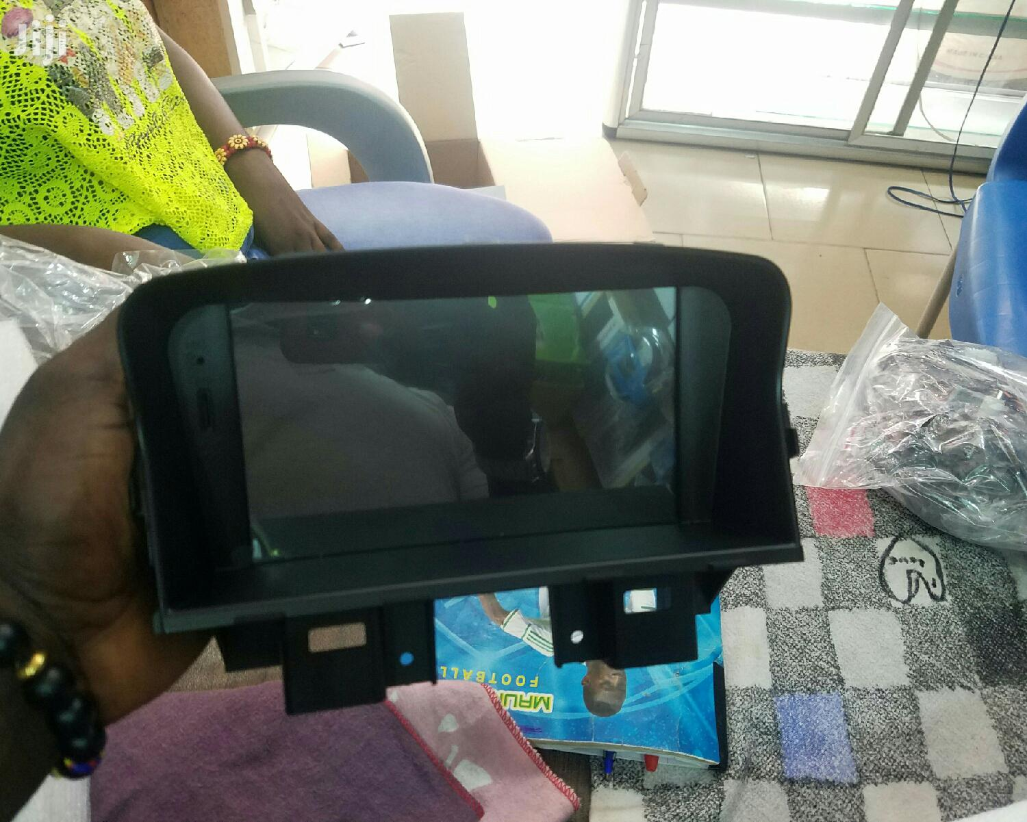 Chevrolet Cruze 2012 Android Dvd Player | Vehicle Parts & Accessories for sale in Abossey Okai, Greater Accra, Ghana