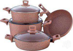 Cookware Set Chilli