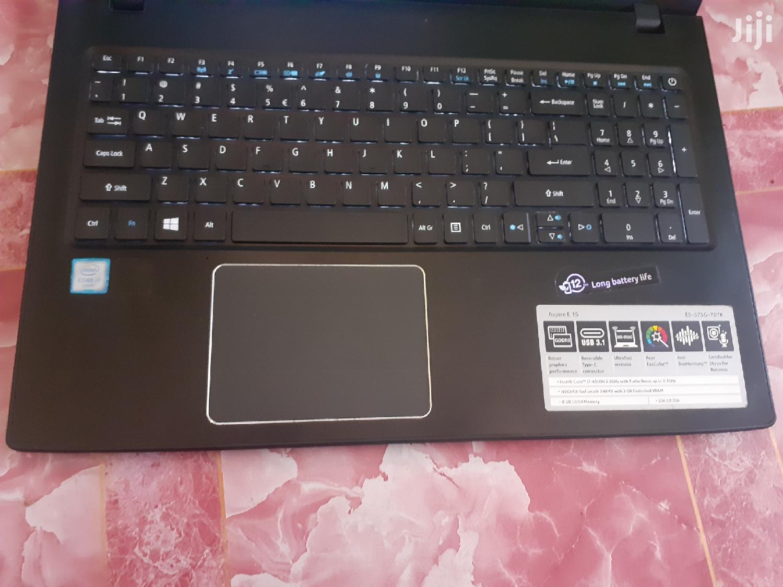 Archive: Laptop Acer Aspire E15 12GB Intel Core I7 SSD 256GB