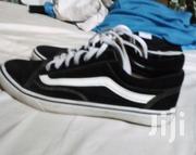 Black And White Vans | Shoes for sale in Central Region, Komenda/Edina/Eguafo/Abirem Municipal