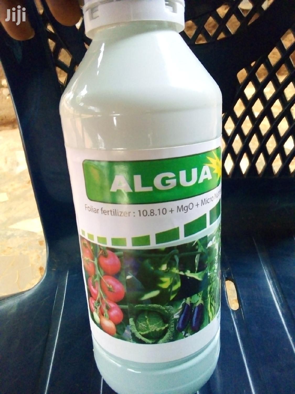 Algua Foliar Fertilizer | Feeds, Supplements & Seeds for sale in Adenta Municipal, Greater Accra, Ghana