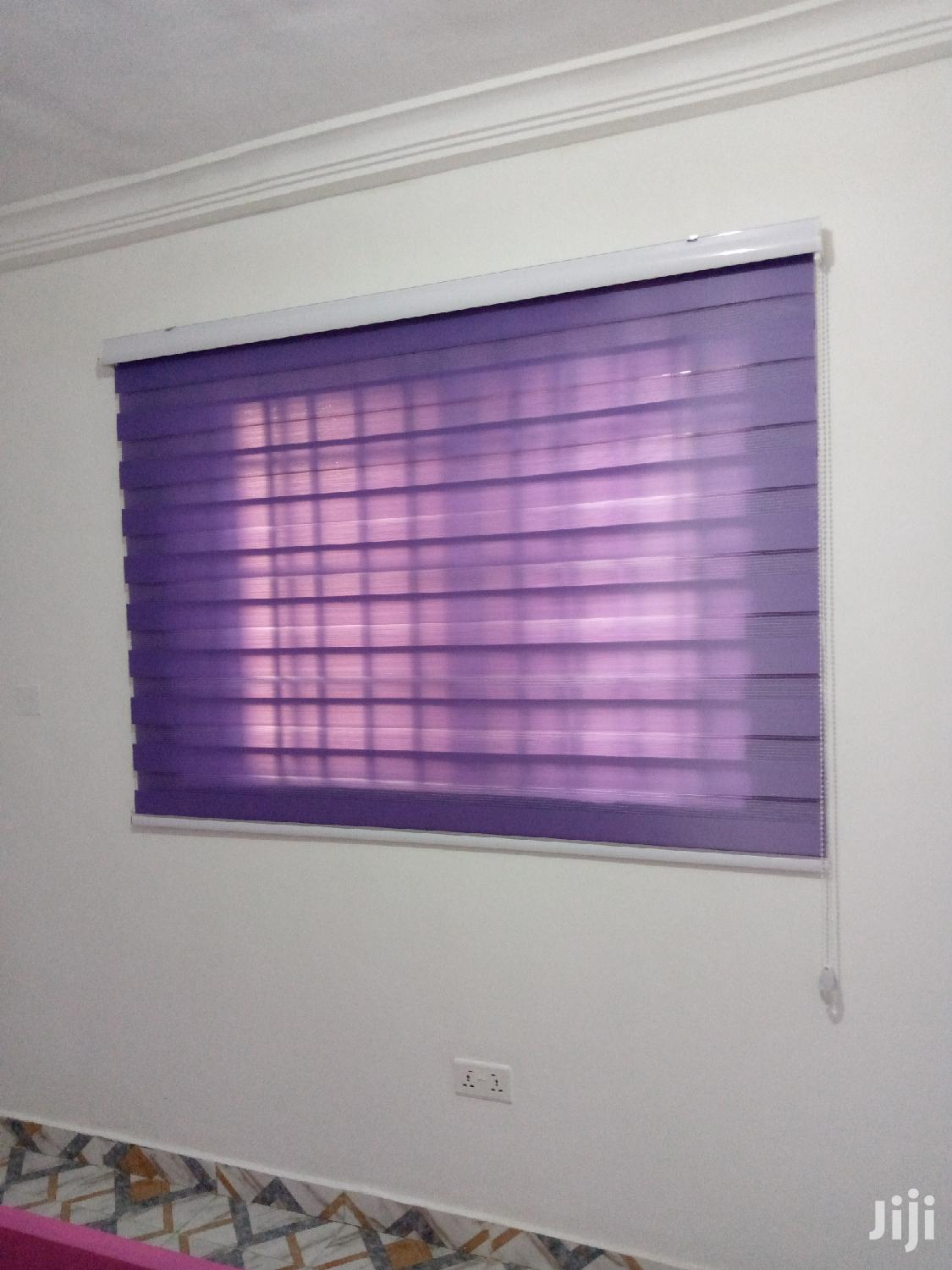 Classy Purple Blinds With Free Installation   Building & Trades Services for sale in Accra Metropolitan, Greater Accra, Ghana