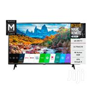 LG 50UM7500PLA 50 Inch UHD 4k Smart Magic Remote LED TV Black With Sat | TV & DVD Equipment for sale in Greater Accra, Accra new Town