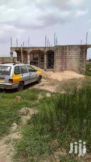 Uncompleted 3bedroom House for Sale at Amasaman Jiddah | Houses & Apartments For Sale for sale in Greater Accra, Ga West Municipal