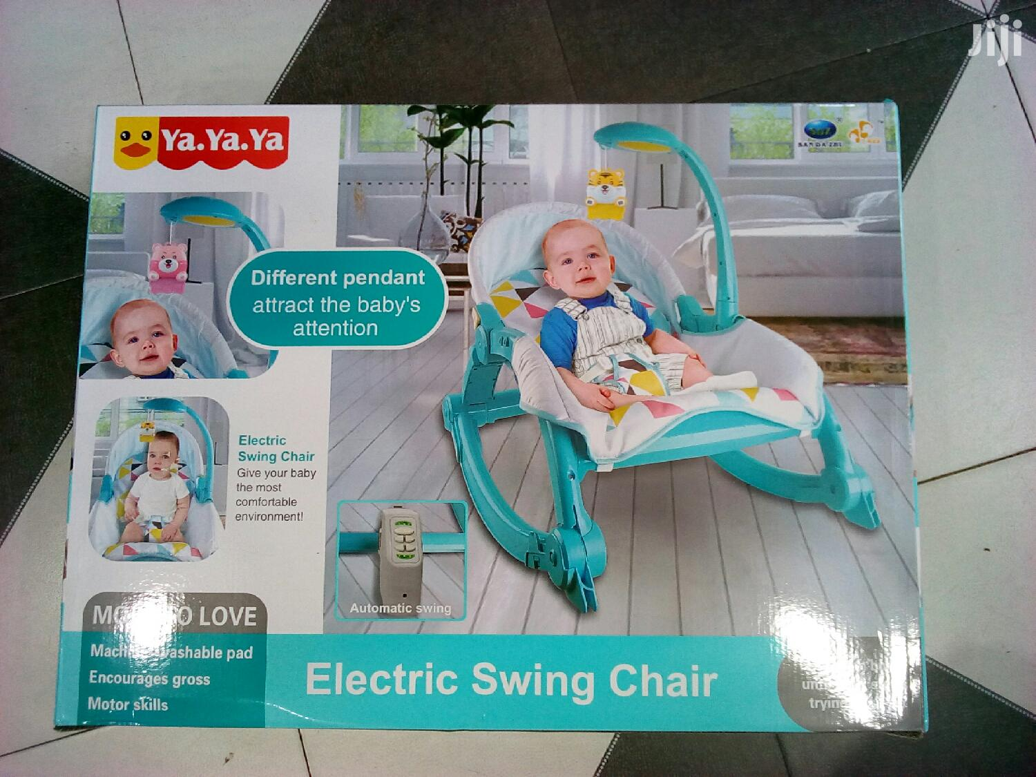 Musical Electric Swing Chair For Baby's