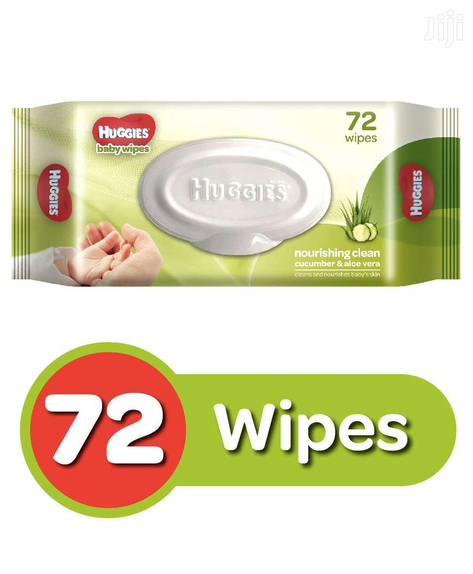 Huggies Baby Wipes 10*72 Sheet | Baby & Child Care for sale in Ga East Municipal, Greater Accra, Ghana