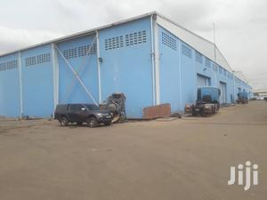 Heavy Industrial Area, TEMA: Industrial Warehouse With Office Facility