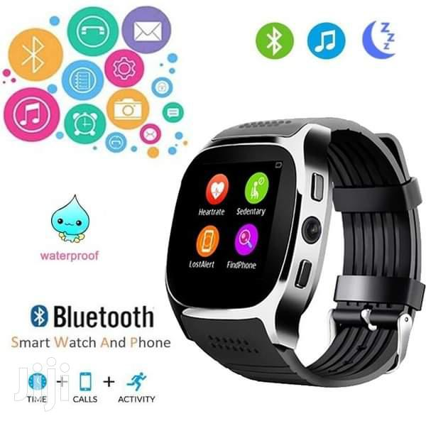 T8 Smart Watch | Smart Watches & Trackers for sale in Achimota, Greater Accra, Ghana