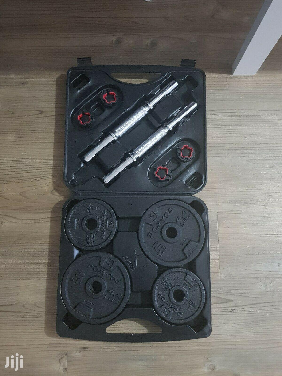 Archive: Dumbbell Kit 20kg Brand New