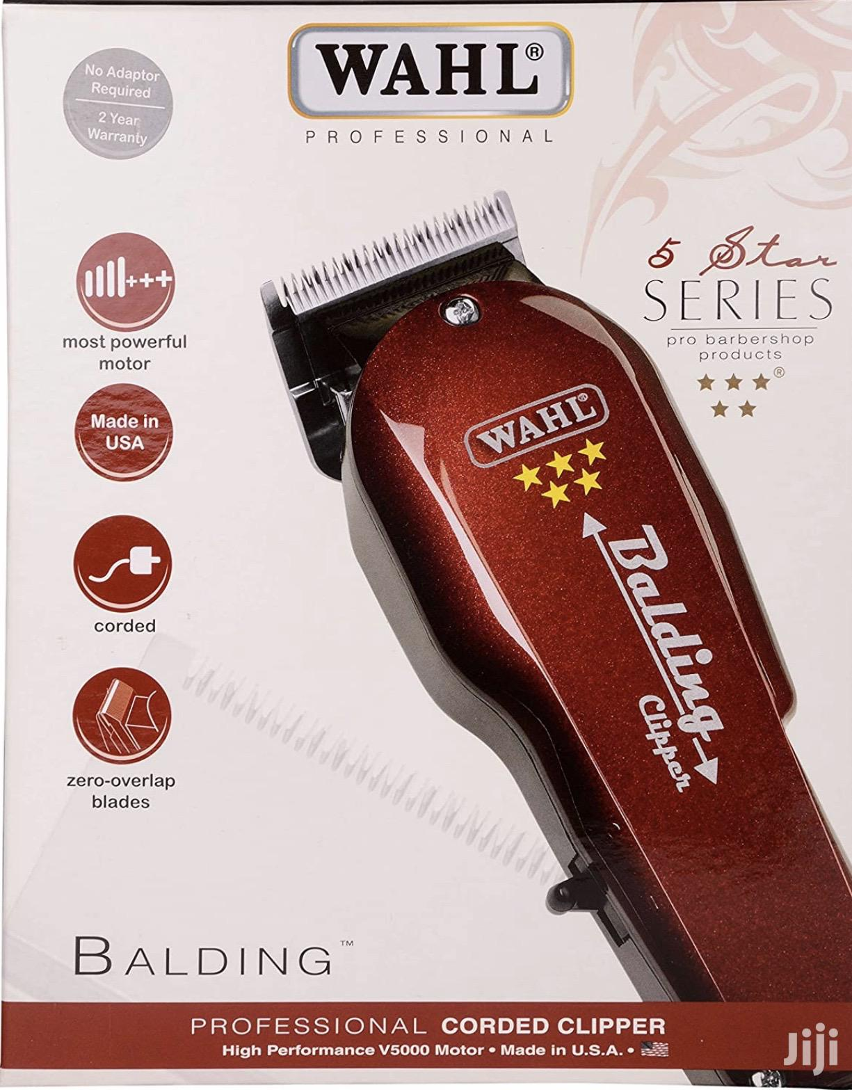 Wahl Original Bald & Beard Clipper