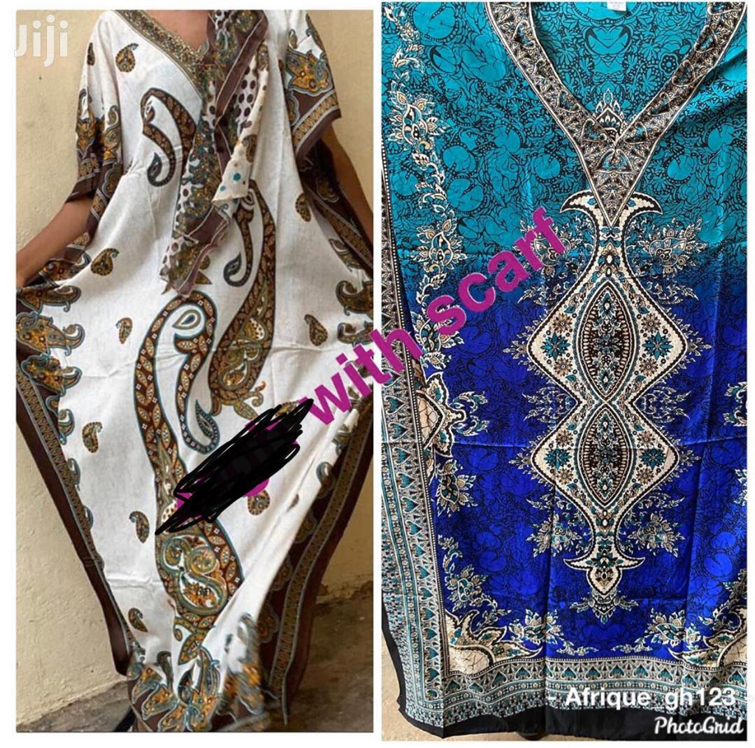 Bubu Designer Fabric Dresses | Clothing for sale in Accra Metropolitan, Greater Accra, Ghana
