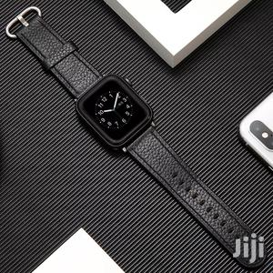 Horween Leather Strap Band for Apple Watch Series 1 2 3 4 5 | Smart Watches & Trackers for sale in Nima, Kanda