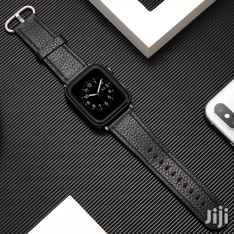 Horween Leather Strap Band for Apple Watch Series 1 2 3 4 5