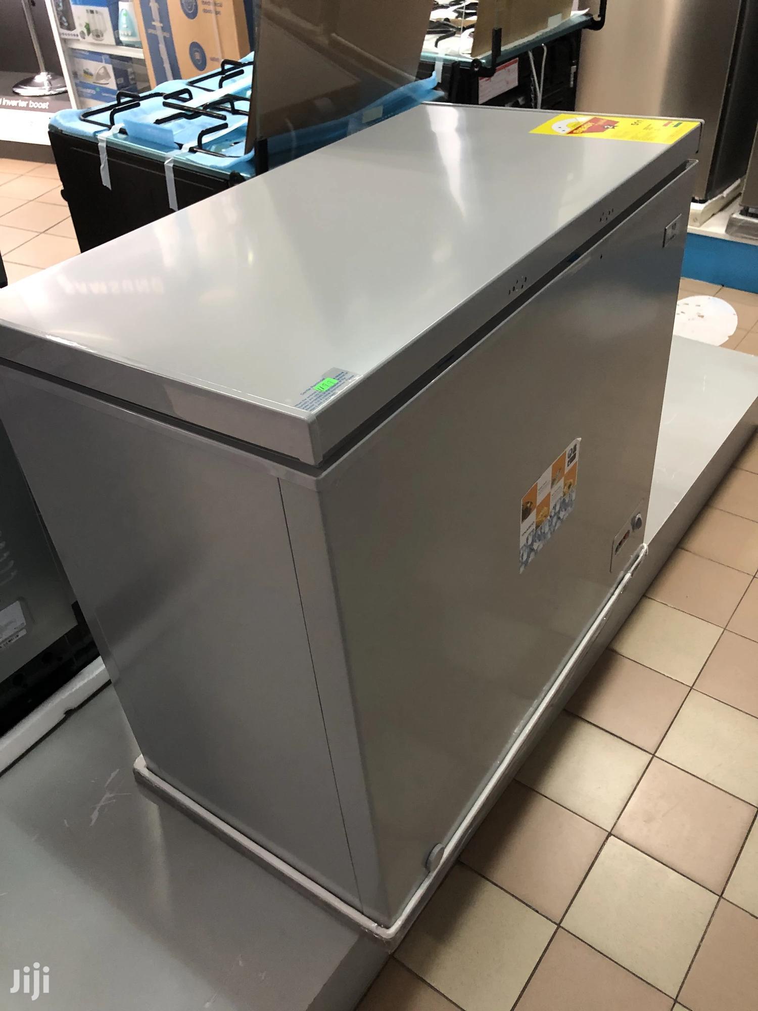 Archive: Nasco 198ltr Chest Freezer