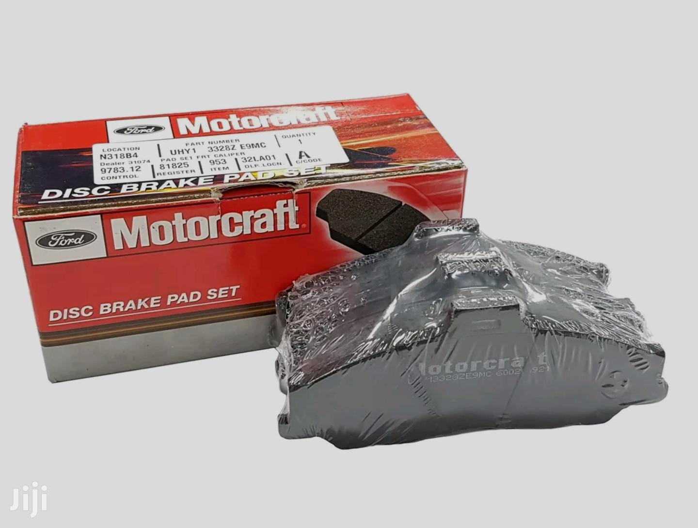 Ford Endeavour Brake Pad Front and Back