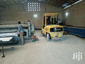 Newly Built Roofing Sheet Factory For Sale At Abokobi