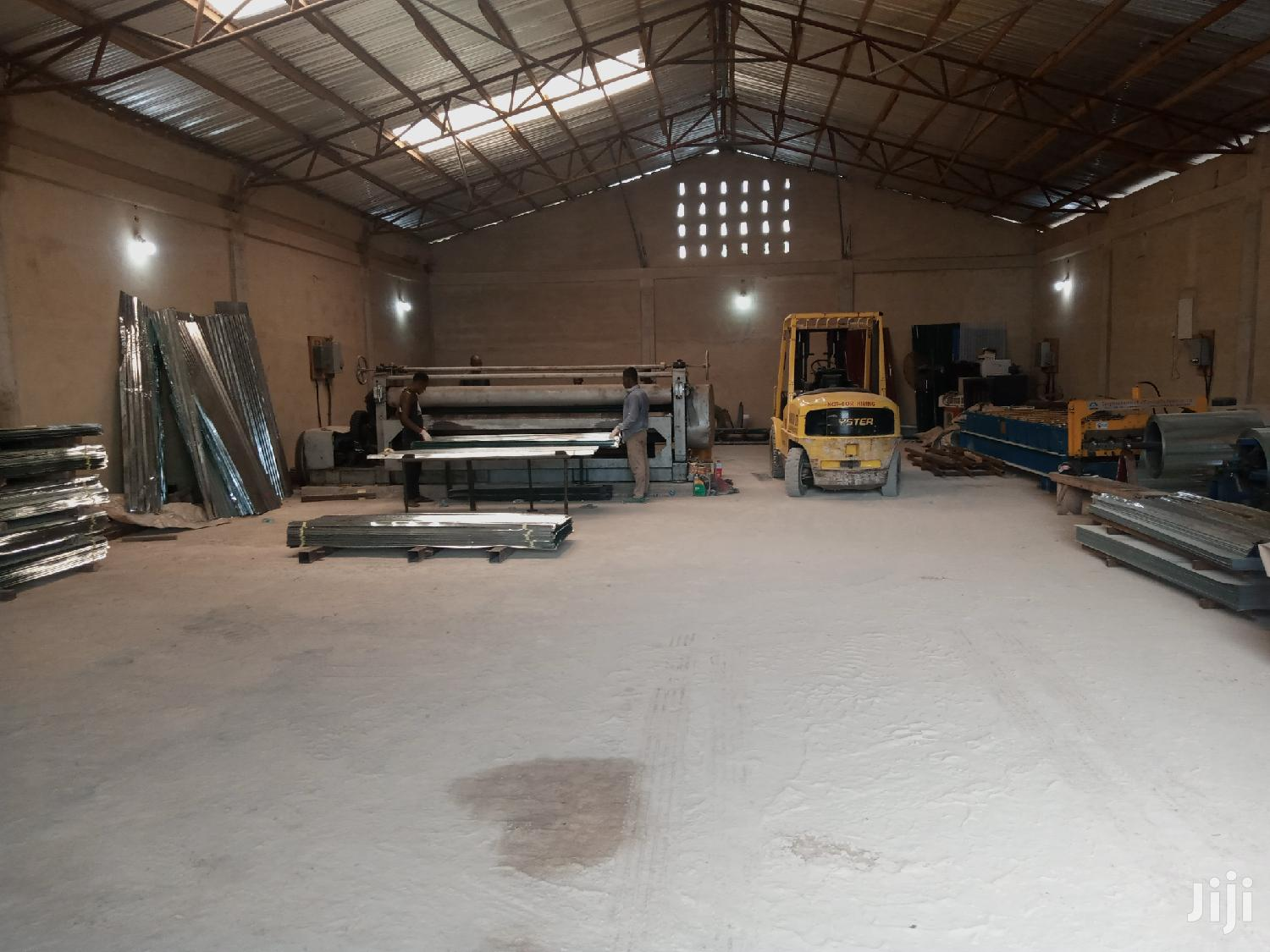 Newly Built Roofing Sheet Factory For Sale At Abokobi | Commercial Property For Sale for sale in Ga East Municipal, Greater Accra, Ghana